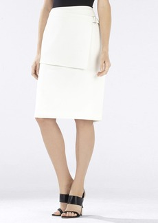 Dayna Front-Flap Skirt