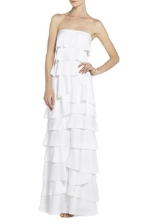 Florence Tiered Long Dress