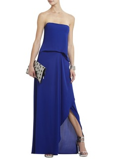 Grace Strapless Gown