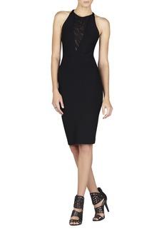 Jaydan Halter-Neck Body-Con Dress