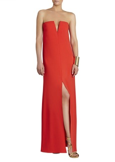 Joice Strapless V-Wire Dress