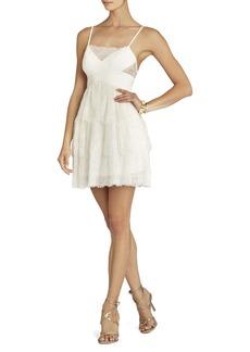 Josanna Ponti Bodice Lace Dress