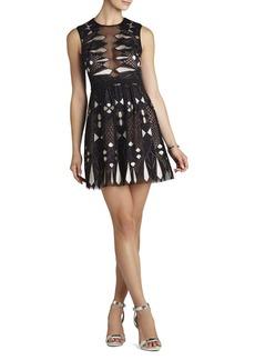 Kailey Sleeveless A-Line Dress