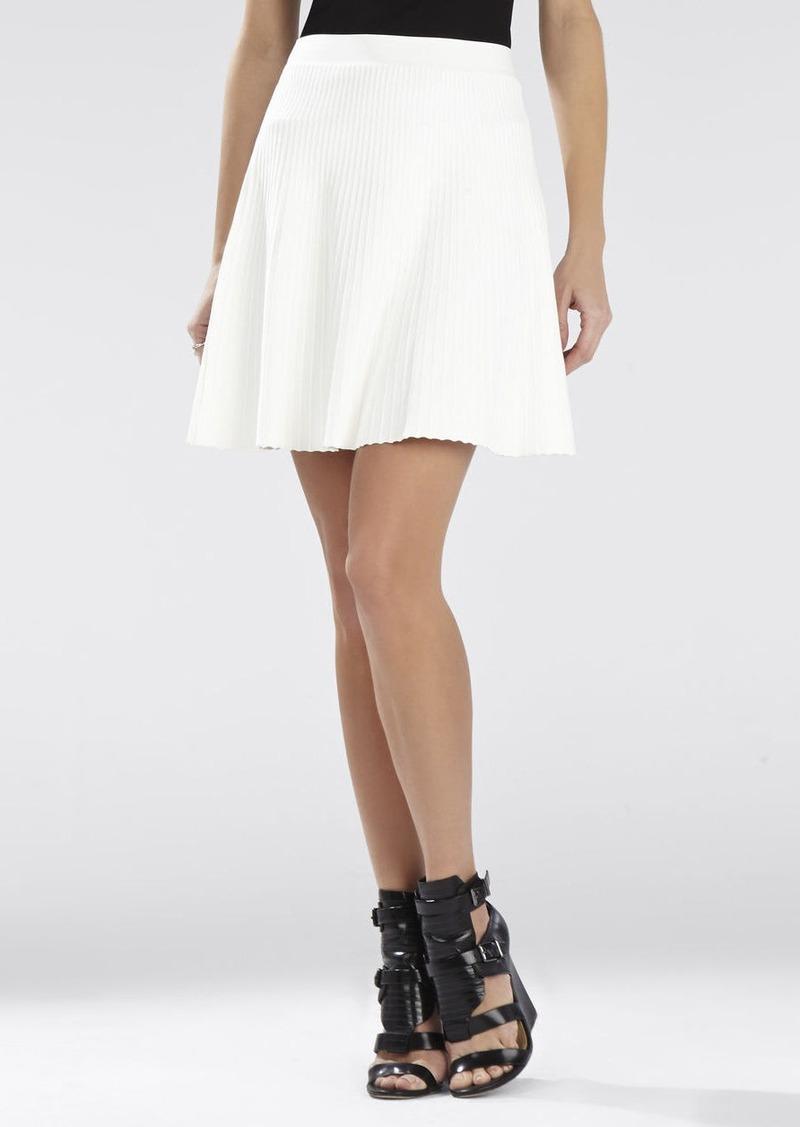bcbg kelli ottoman a line skirt skirts shop it to me