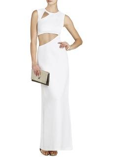Kimora Sleeveless Cutout Gown