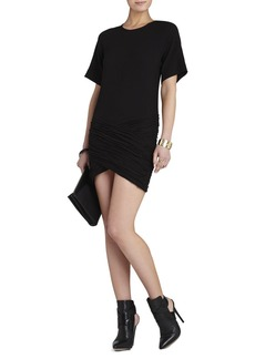 Lindzey Ruched-Skirt Dress
