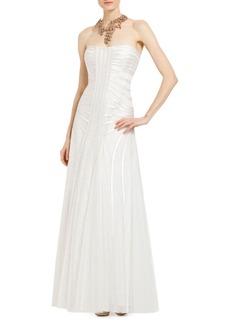 Magnolia Strapless Gown