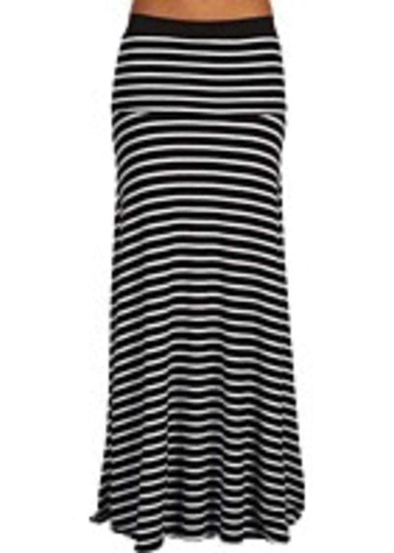 bcbg max azria bcbgmaxazria striped karolin maxi skirt