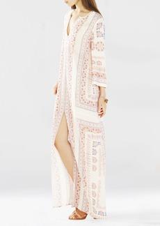 Olivia Slavic Printed Kaftan Dress