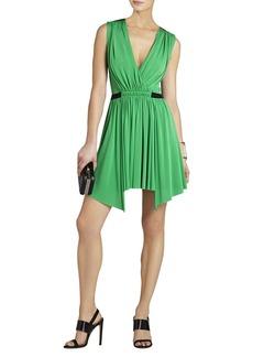 Olyvia Sleeveless Wrap Dress