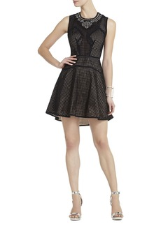Serina Sleeveless Eyelet Dress
