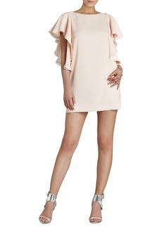 Solace Ruffle-Sleeve Dress