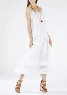 Stacia Drop-Waist Lace Dress