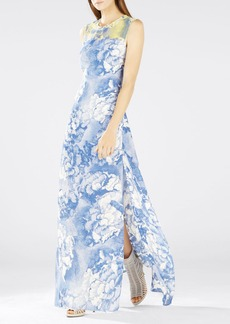 Susana Backless Gown
