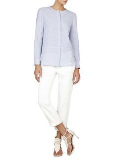 Suzan Blocked Stripe Shirt
