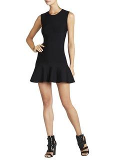 Tatianna Sleeveless Peplum Dress
