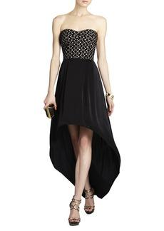 Tess Strapless Bustier Dress