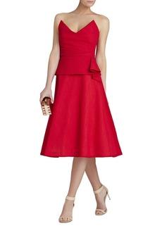 Tessa Strapless Short Dress