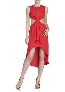 Victoria Sleeveless Tied Dress