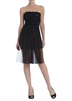 Vienna Strapless Sequin Dress