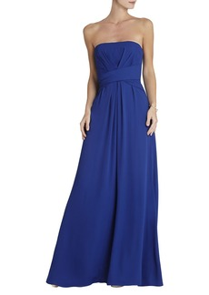 Whitley Strapless Gown