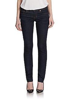 J Brand Pencil-Leg Jeans