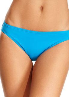 MICHAEL Michael Kors Solid Hipster Bikini Bottom
