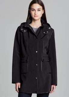 DKNY Julie Hooded Coat