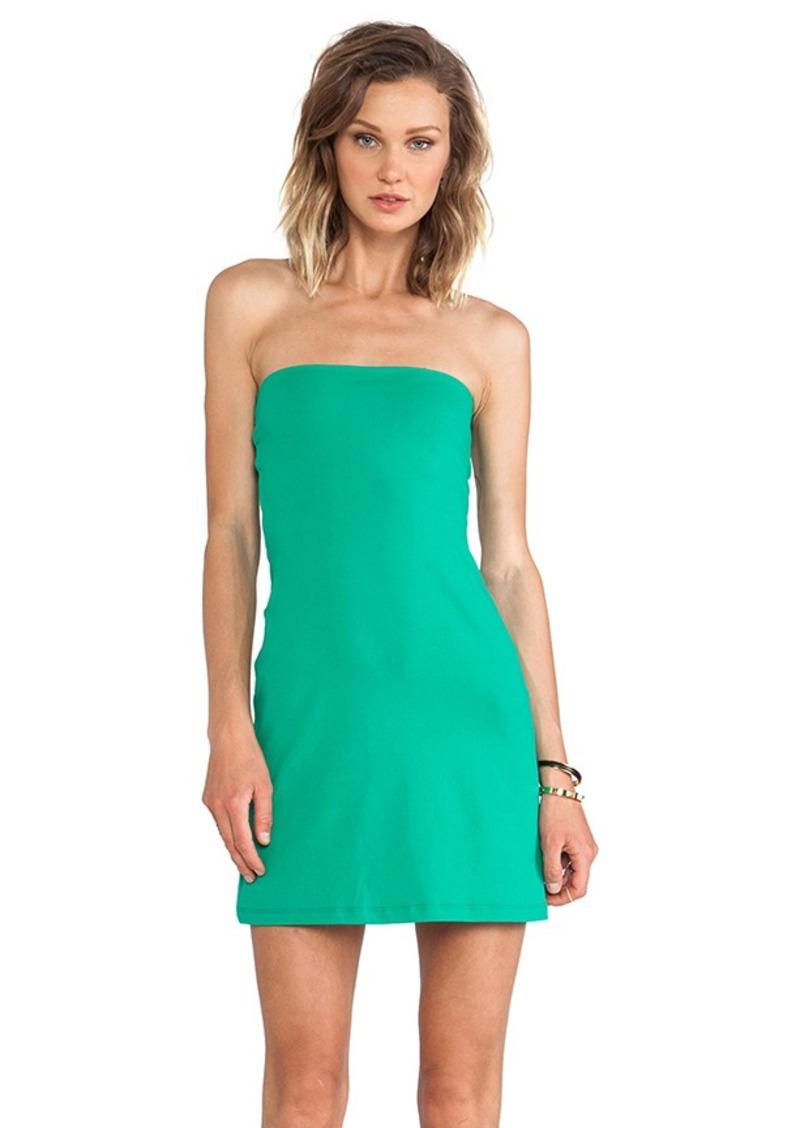 Susana Monaco Tube Dress in Green