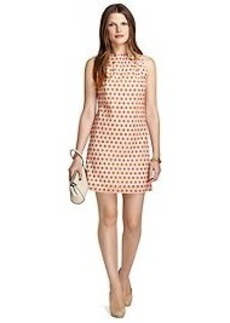Halter Geo Print Dress