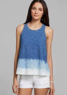 Splendid Tank - Indigo Dip Dye Treated