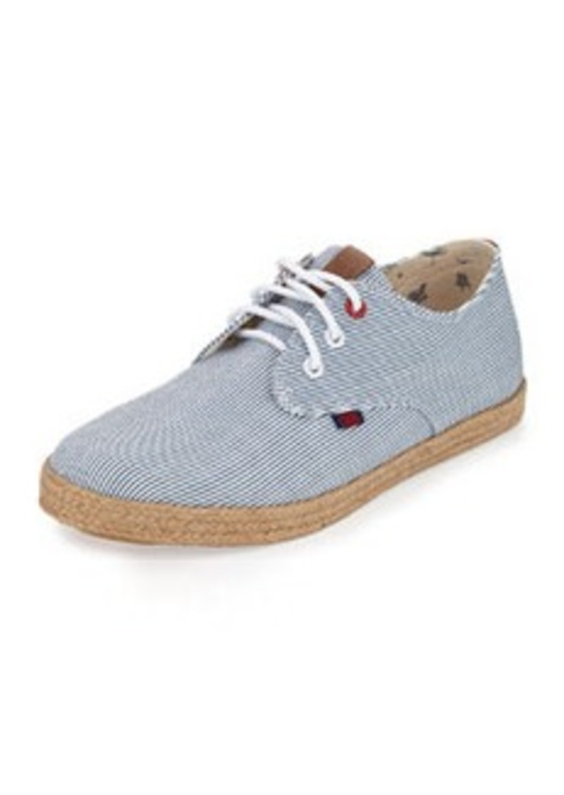 ben sherman jenson lace up sneaker engineer stripe shop it to me all sales in one place. Black Bedroom Furniture Sets. Home Design Ideas