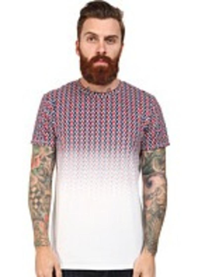 ben sherman ben sherman ombre print tee casual shirts shop it to me. Black Bedroom Furniture Sets. Home Design Ideas