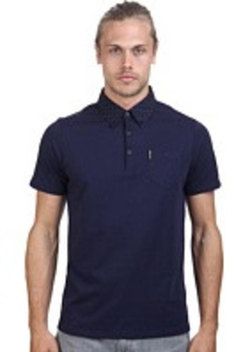 ben sherman ben sherman short sleeve 2 finger collar polo mc11482a casual shirts shop it to me. Black Bedroom Furniture Sets. Home Design Ideas
