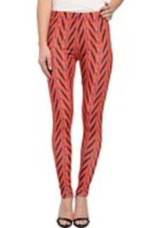 Betsey Johnson All Zipped Up Legging