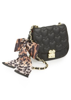 Betsey Johnson 'Be Mine Again' Crossbody Bag