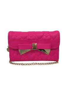 BETSEY JOHNSON Be Mine Forever Crossbody Bag