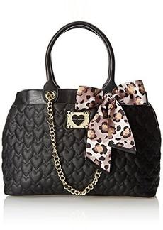 Betsey Johnson Be My Sweetheart Shopper BJ34430 Shoulder Bag