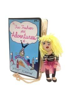 BETSEY JOHNSON Betseys Adventure Book Shoulder Bag