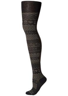 Betsey Johnson Betsey's Fairisle Sweater Tights