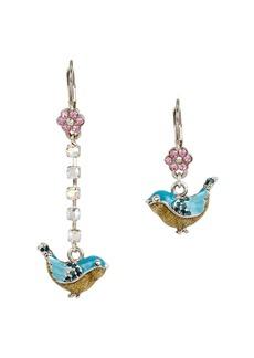 BETSEY JOHNSON Bird Mix Earrings