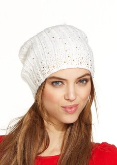 Betsey Johnson Bling Beanie