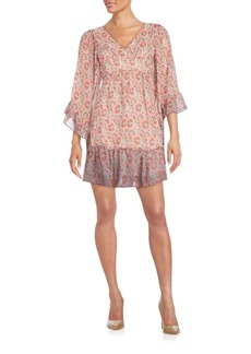Betsey Johnson Boho Dress