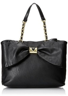 Betsey Johnson Bow Lovely Tote