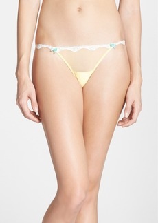Betsey Johnson Bridal Bikini (3 for $30)
