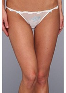 Betsey Johnson Bridal Bikini
