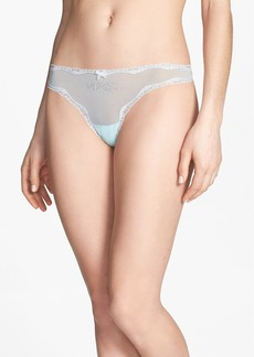 Betsey Johnson Bridal Thong (3 for $30)