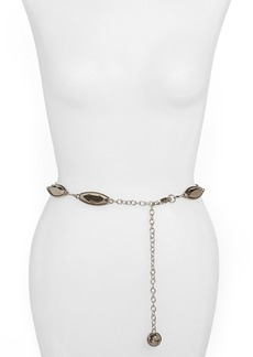 Betsey Johnson Chain Belt
