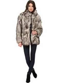 Betsey Johnson Chubby Faux Fur