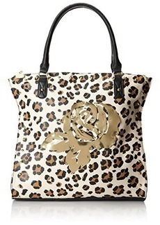 Betsey Johnson Clear To Me Tote